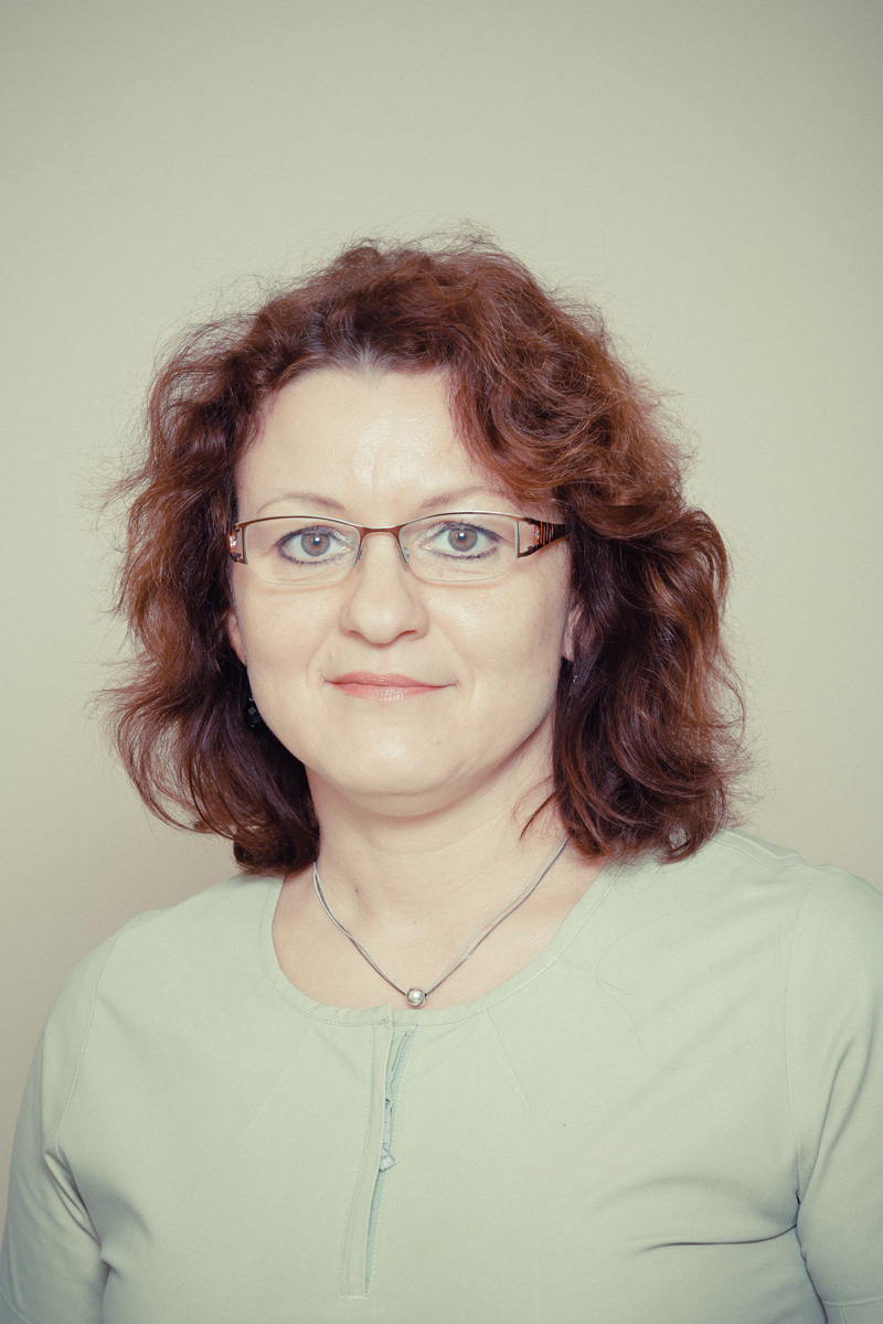 Gydytoja-odontologė Rasa Girdauskienė