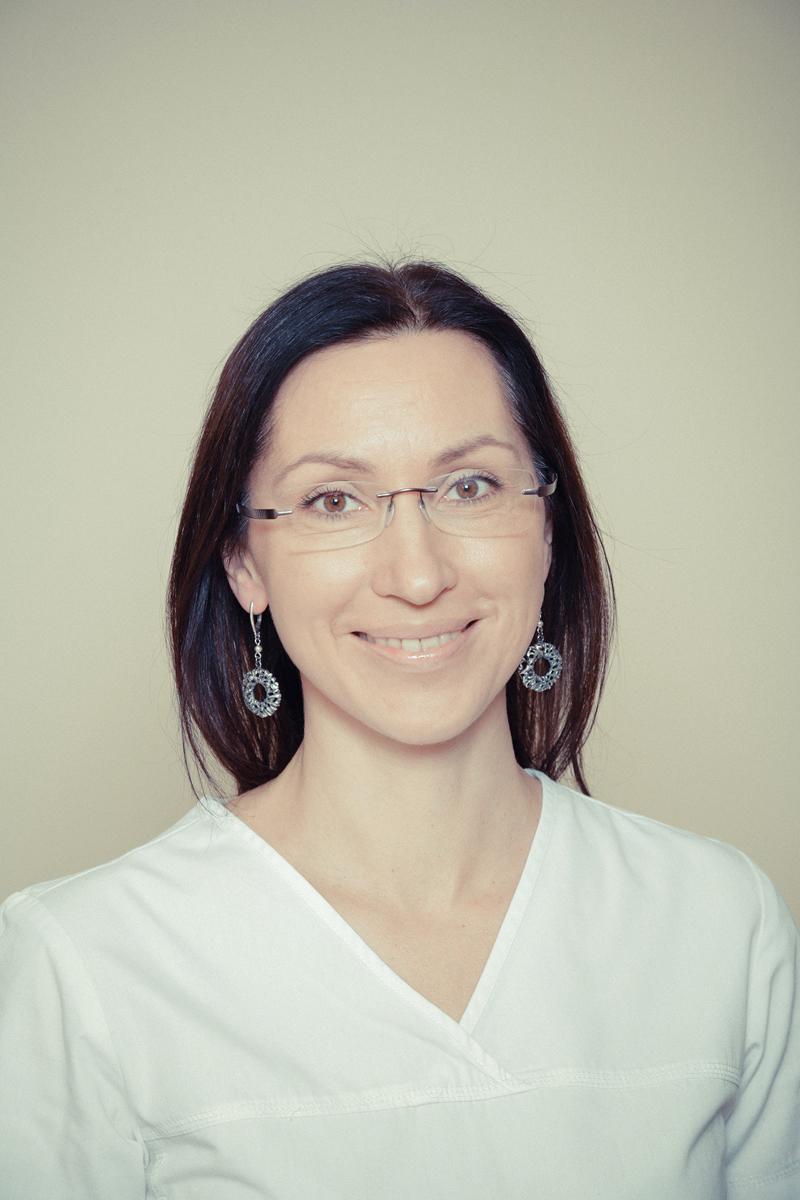 Gydytoja-ortopedė Ieva Andziulienė