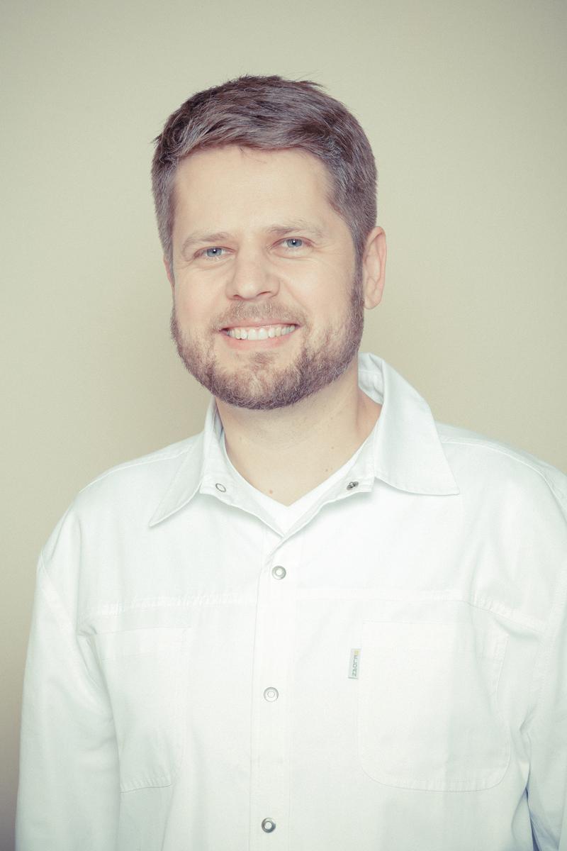 Gydytojas-ortodontas Andrius Pocevičius